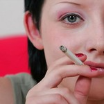 Porn Pictures - DirtySmokers.com - Smoking Oral Sex