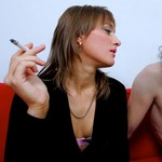Porn Pictures - DirtySmokers.com - Smoking Teens Sex