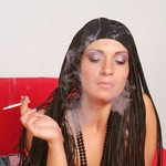 Porn Pictures - DirtySmokers.com - Girls Smoking Cigerettes